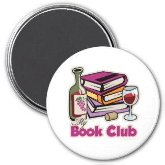 Wine: My Book Club Fridge Magnet