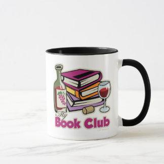 Wine: My Book Club Mug