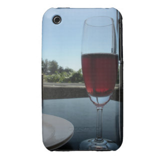 Wine n Dine iPhone 3 Cover