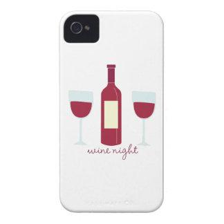 Wine Night iPhone4 Case