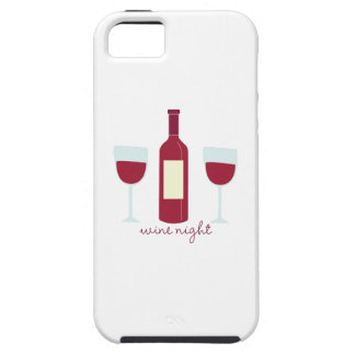 Wine Night iPhone 5/5S Case