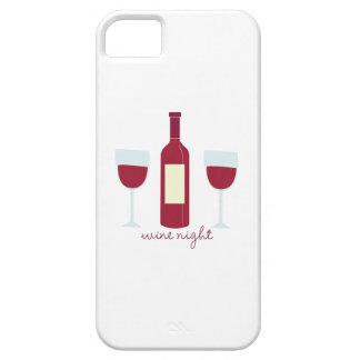 Wine Night iPhone 5/5S Cases