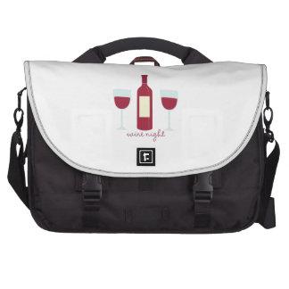Wine Night Commuter Bags
