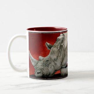 Wine-oceros Mug