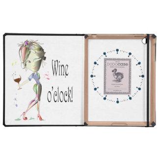 Wine O'Clock, Fun Dodo iPad Case