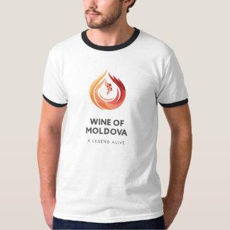 Wine of Moldova Men's T-Shirt white