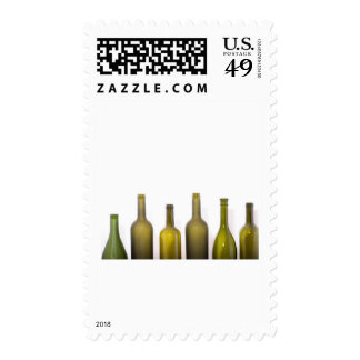 Wine Oh! Postage Stamps