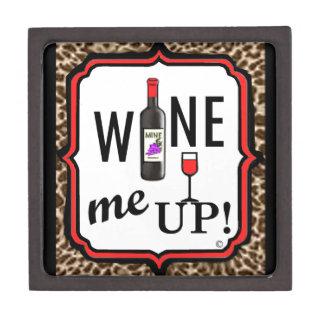 ¡Wine para arriba! Caja De Joyas De Calidad