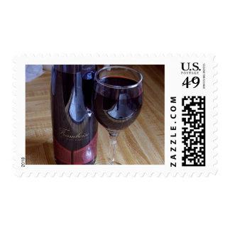 Wine Port Framboise Postage