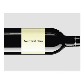 Wine Post Card