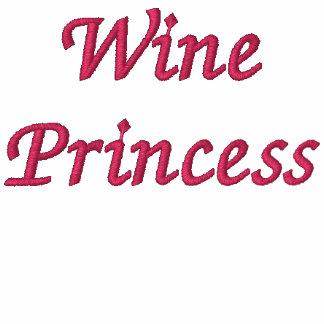 Wine Princess Hoodies