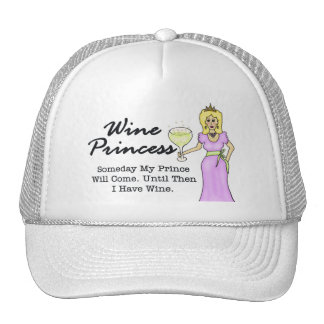 Wine Princess Hat