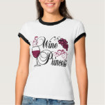 Wine Princess T-Shirt