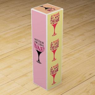 Wine Christmas Puns.Wine Puns Wine Box