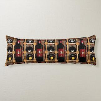 Wine Rack Body Pillow