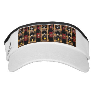 Wine Rack Headsweats Visors