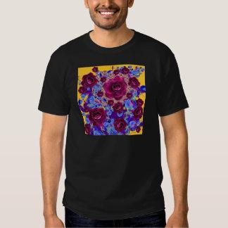 Wine Roses Morning Glories Garden Gifts Shirt