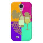 Wine Samsung Galaxy S4 Cover