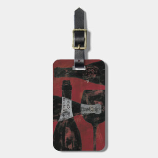 Wine Selection Bag Tag