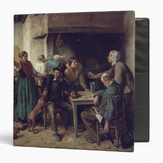 Wine Shop Monday, 1858 3 Ring Binder