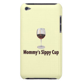Wine Sippy iPod Touch Case-Mate Case