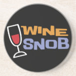 Wine Snob Coaster coasters