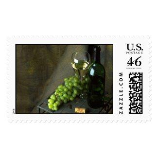 Wine Stamp (LARGE) stamp