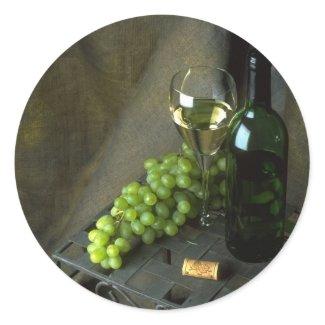Wine Stickers sticker