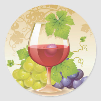 Wine Stickers