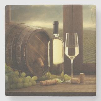 Wine Stone Coaster
