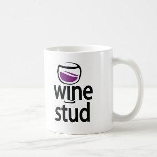 Wine Stud Coffee Mug