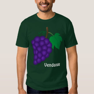 Wine  T shirt - Vendange