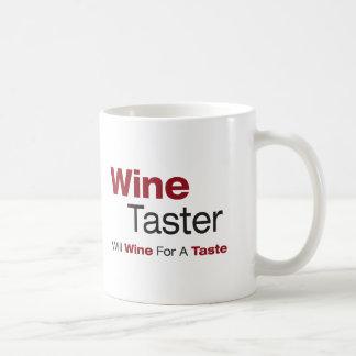 Wine Taster4 Mug