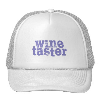 Wine Taster Trucker Hat