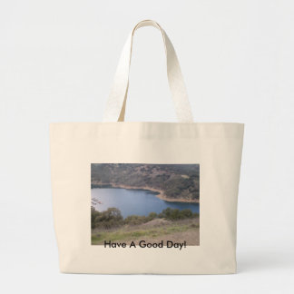 Wine tasting!024, Have A Good Day! Jumbo Tote Bag