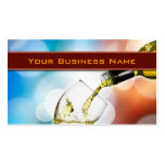 Wine Tasting Business Card