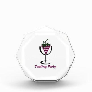 WINE TASTING PARTY AWARD