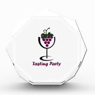WINE TASTING PARTY AWARDS