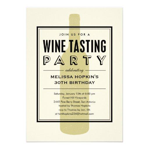 1 000 Wine Tasting Invitations Wine Tasting Announcements Amp Invites Zazzle