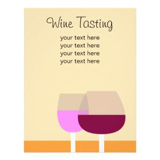 Wine Tasting/Wine Business Flyer