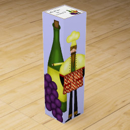 Wine Thank you for inviting us gift box