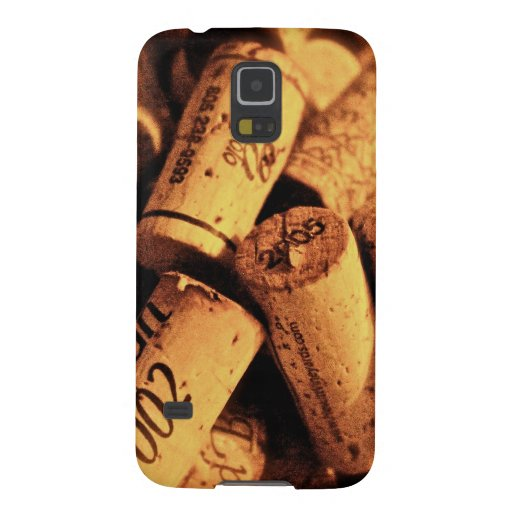 Wine Time Galaxy S5 Case