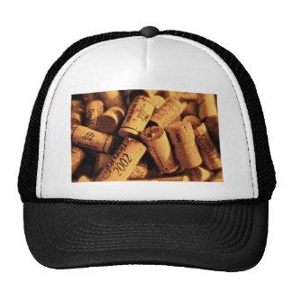 Wine Time Mesh Hat