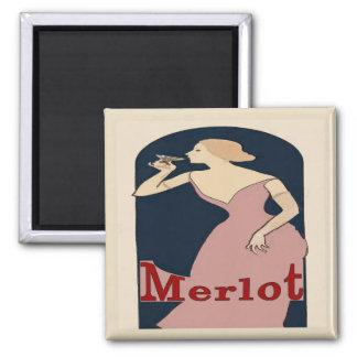 Wine Time, Merlot Magnet