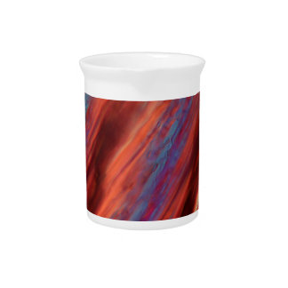 Wine under the microscope - Pinotage Beverage Pitchers