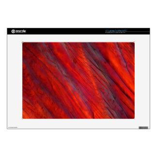 "Wine under the microscope - Shiraz 15"" Laptop Skin"