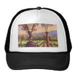 Wine Vineyard hat