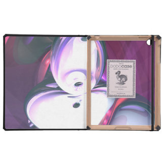 Wine Visions Abstract iPad Folio Cases