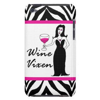 Wine Vixen iPod Touch Cases