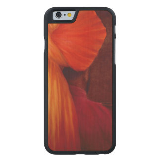 Wine Waiter at the Taj Carved® Maple iPhone 6 Slim Case